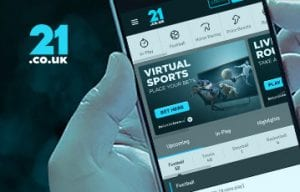 21Bet Review & UK Horse Racing Rating
