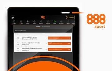 888 Online Sport Betting