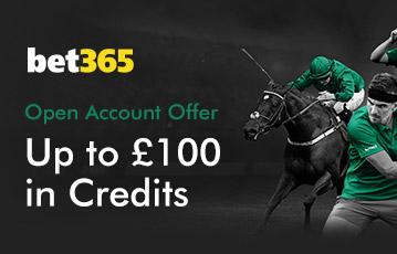 Bet365 sport bonus offer