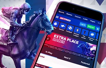 Betfred mobile horse racing betting