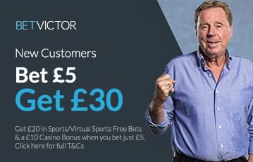 BetVictor Sports Bonus