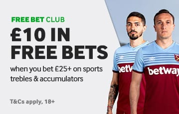 Betway Free Bets Sport