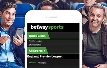 Betway Sports Mobile