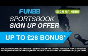 Fun88 Sign Up Offers & Promo Code