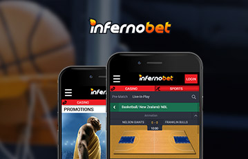InfernoBet Sports Events