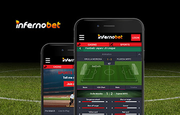 InfernoBet Live Betting