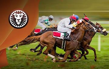 LeoVegas horse racing betting