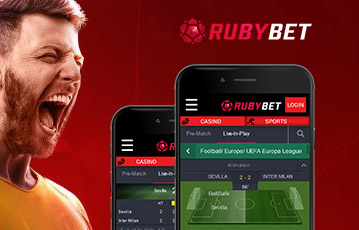 Ruby Bet Live Sports Betting