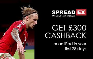 spreadex sport sport bonus
