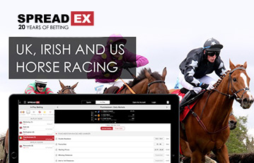 spreadex sport horse racing