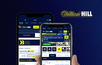 William Hill Sports Betting Mobile